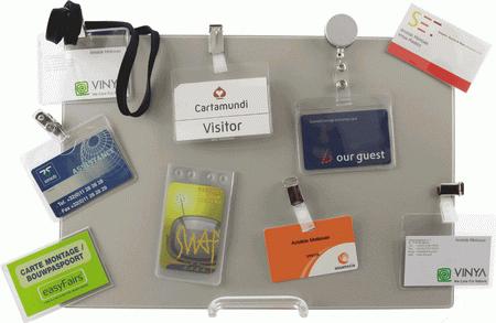 badgehouders, porte-badges