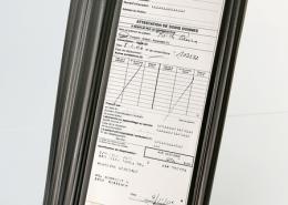 voorschriftenmap, porte-ordonnances