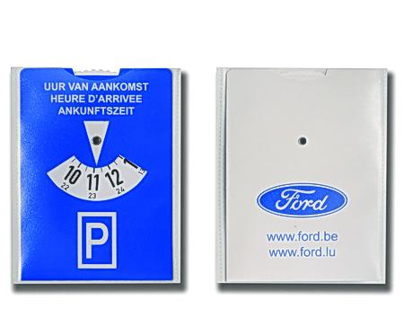 parkeerschijven, disques de stationnement