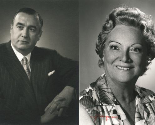 Emmanuel et Maria Melissas